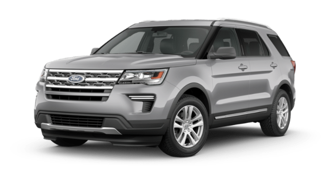 2019 Ford Explorer XLT SUV in Steamboat Springs, CO